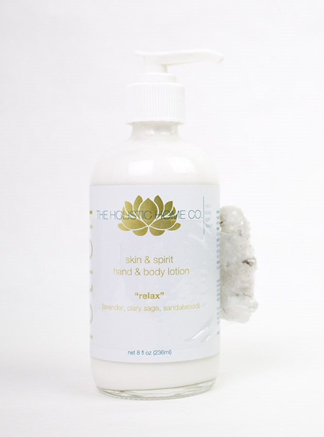 Aromatherapy Hand and Body Lotion