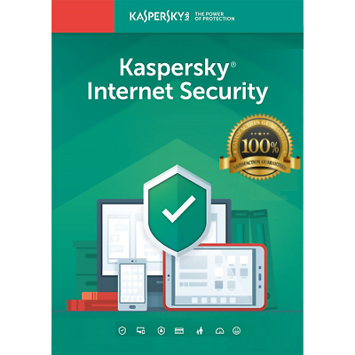 KASPERSKY INTERNET SECURITY 2019 1 Year