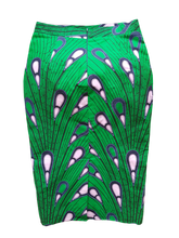 Load image into Gallery viewer, L'Audacieuse - Green Peacock