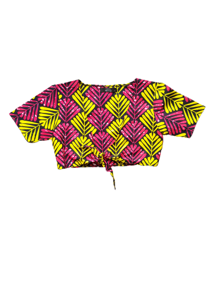 Madinina - Pink & Yellow
