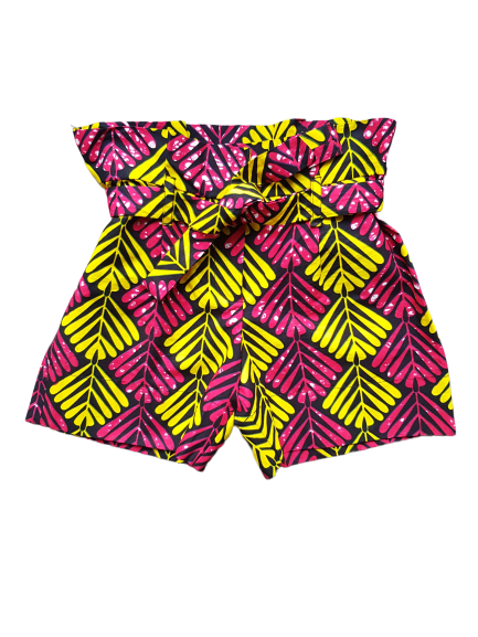 Baroudeuse - Pink & Yellow