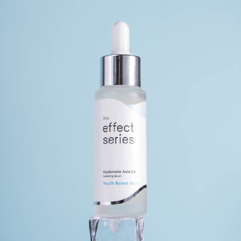 Hyaluronic Acid 2% serum hydrating skin dry skin