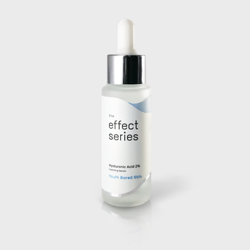 Hyaluronic acid, hydrated skin, anti-wrinkle, the effect series