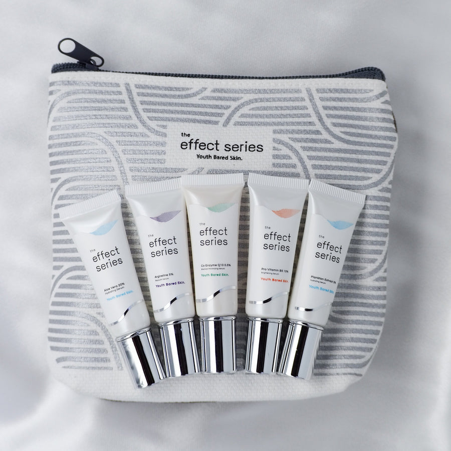 new year gift set anti aging skincare the effect series