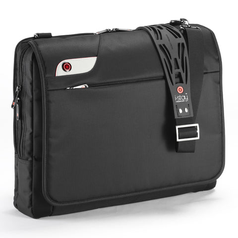 "i-stay Launch Laptop Messenger Case (is0103, 15.6-16"")"