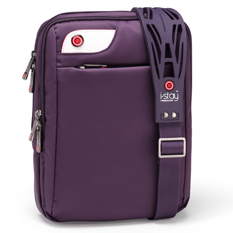 "i-stay Launch iPad/Netbook/Tablet Case in purple (is0121, 10.1"")"