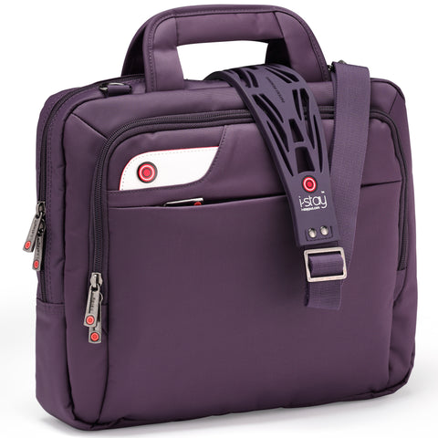 "i-stay Launch Surface Pro/Tablet/Netbook Bag in purple (is0127, 13.3"")"