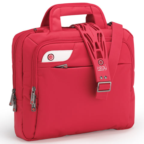 "i-stay Launch Surface Pro/Tablet/Netbook Bag in red (is0137, 13.3"")"