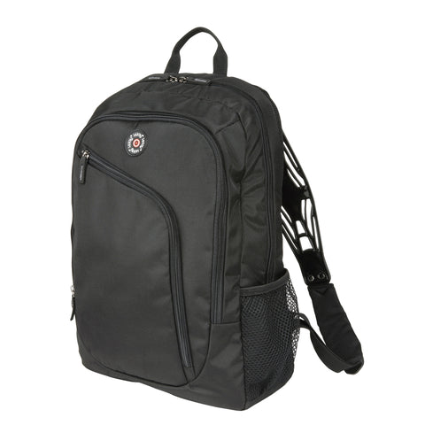 "i-stay Laptop / Tablet Backpack - Black (is0401, 15.6"" & up to 12"")"