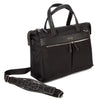 "i-stay Onyx Ladies Laptop Bag - Black (is0602, 15.6"" and Up to 12"")"