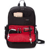 i-stay rucksack open compartments