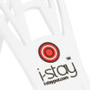 i-stay Non-slip Replacement Bag Strap in white (is0904)