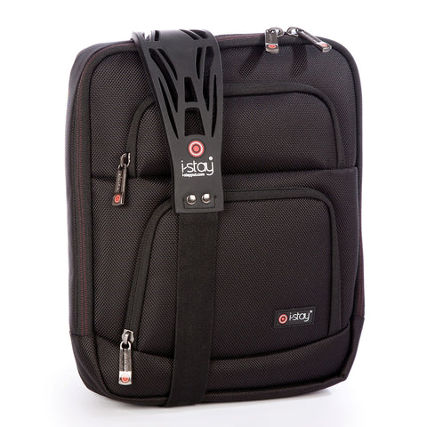 "i-stay Fortis iPad / Tablet Bag - Black (is0201, 12"")"
