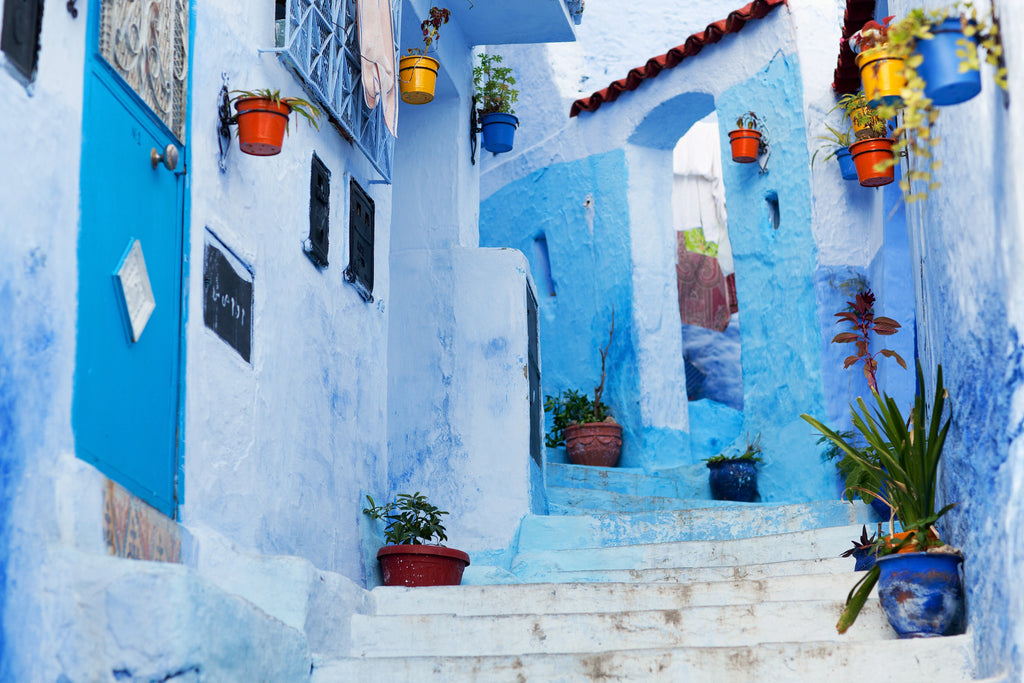 Chefchaouen: the Blue City