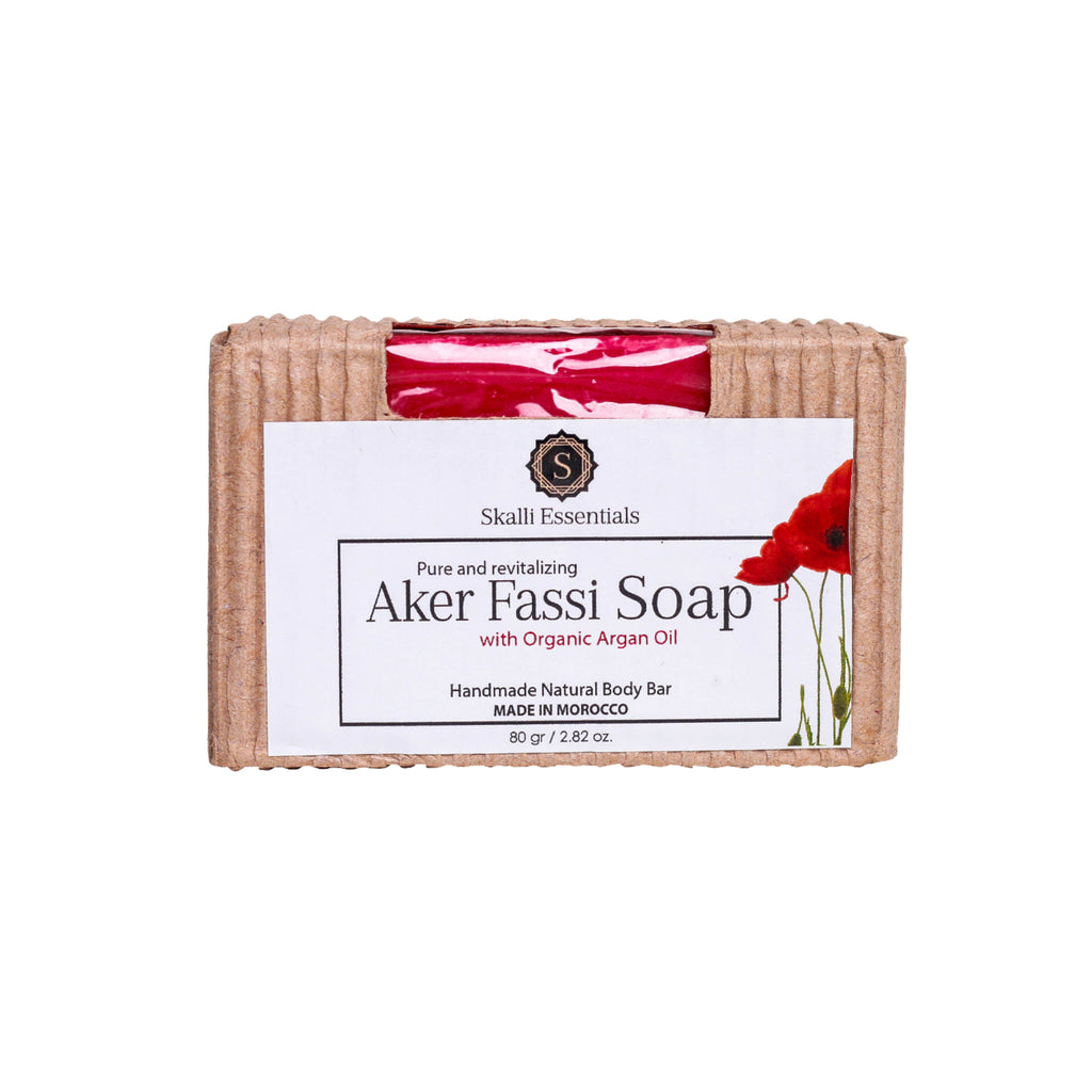 Aker Fassi Natural Body Bar