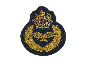 RAF MASTER AIR CREW MESS ARM BADGE (4334375469128)