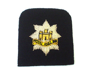 ROYAL ANGLIAN BERET BADGE ON BLACK (4334340866120)