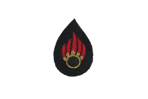 AMMUNITION TECHNICIAN NO. 1 ARM BADGE OTHER RANKS (4334317076552)