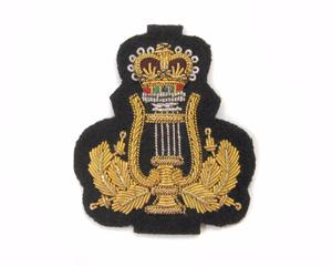 "BAND MASTER ARM BADGE 1 3/4"" (4334318485576)"
