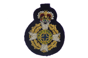 ROYAL ARMY CHAPLAIN BERET BADGE (4334341029960)