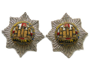 ROYAL DRAGOON GUARDS MESS COLLAR BADGE (4334351646792)