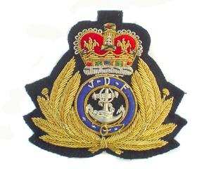 JAMAICA DEFENCE FORCE COASTGUARD CAP BADGE (4334437138504)