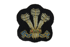 9TH/12TH LANCERS OTHER RANKS ARM BADGE (4344029282376)