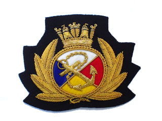 P & O CAP BADGE (4344132534344)