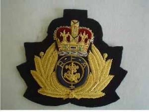 ROYAL FLEET AUXILLIARY CAP BADGE (4334369538120)