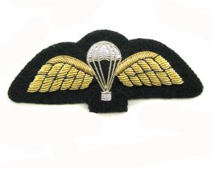 PARACHUTE WINGS - No. 1 FULL SIZE (4334360297544)