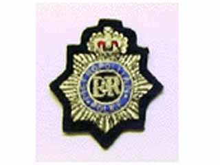 METROPOLITAN POLICE COLLAR BADGES (4344136400968)