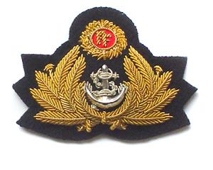 IRISH NAVY BERET BADGE (4334430814280)