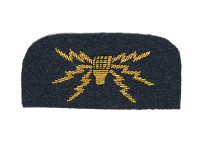 RAF Telecommunications Arm Badge (4334375206984)