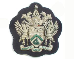 ST. CHRISTOPHER & NEVIS DEFENCE FORCE ROYAL ARMS (4334438547528)