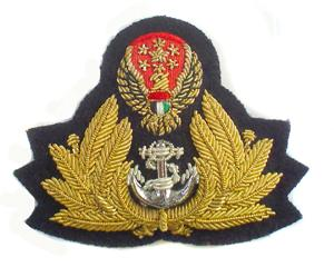 UNITED ARAB EMIRATES NAVAL BERET BADGE (4334433402952)