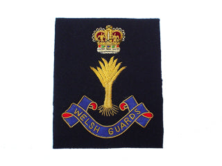 WELSH GUARDS BLAZER BADGE (4334348435528)