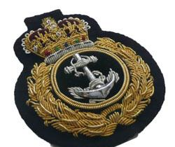 Royal Navy Chief Petty Officer Cap Badge (4334370291784)