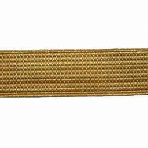 VARIGATED CHECK - GOLD 1 INCH (4344150392904)