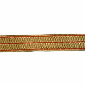 INFANTRY SWORD KNOT LACE - GOLD 3/4 INCH (4344150065224)