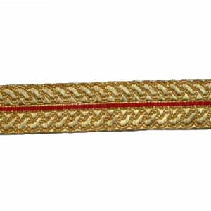 Infantry Sling Lace - 2wm Gold 7/8 Inch (4344149999688)