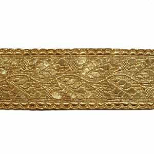 OAK LEAF - 2 W/M GOLD 1 1/2 INCHES (4344146559048)