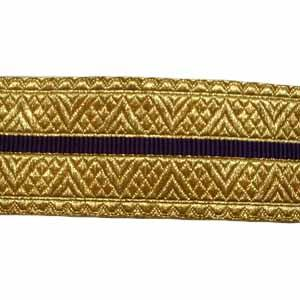 RCMP (Royal Canadian Mounted Police) GOLD/PURPLE - 2 W/M GOLD 1