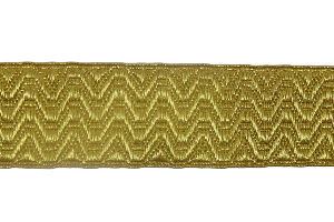 ARTILLERY LACE 1 1/2 INCH GOLD 2WM (4344143446088)