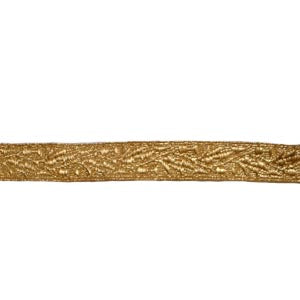 2WM Gold Thistle Lace 1/2 Inch (4344145739848)