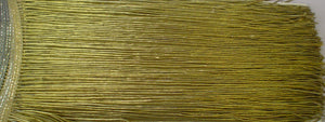 18 INCH DROP GOLD BULLION FRINGE