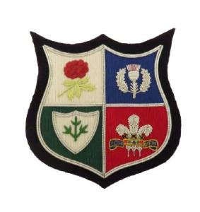 British & Irish Lions Blazer Badge (4334444413000)
