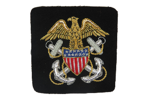AMERICAN NAVY BLAZER BADGE (4344173133896)