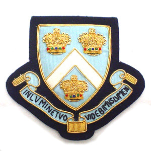 COLUMBIA UNIVERSITY BLAZER BADGE (4334389395528)