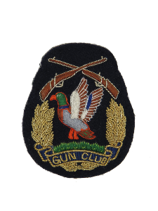 Gun Club Blazer Badge (4334575485000)
