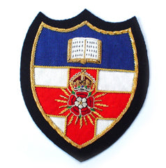 LONDON UNIVERSITY BLAZER BADGE (4334390214728)